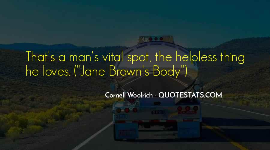 Quotes About The Helpless #52371