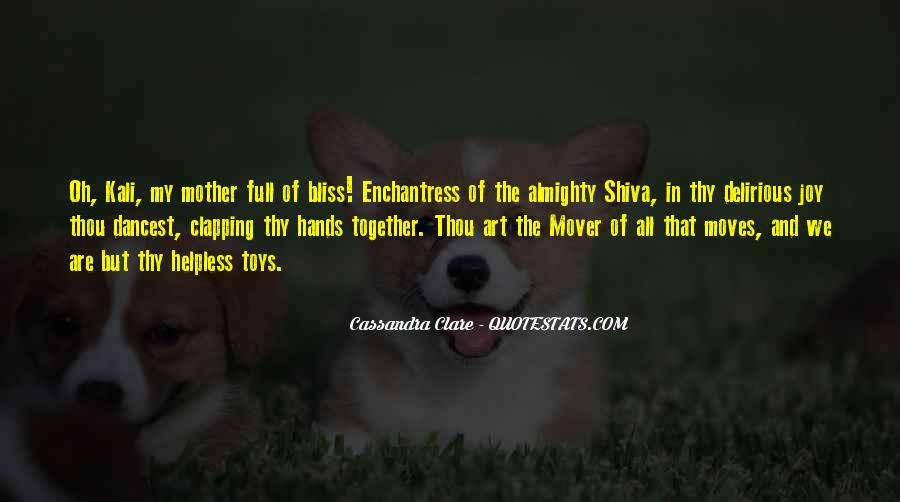 Quotes About The Helpless #59221