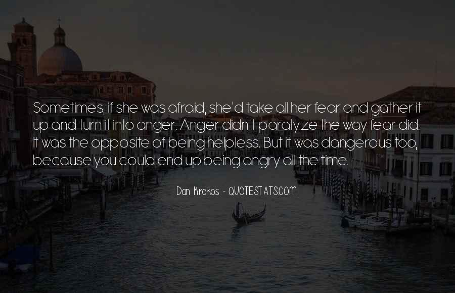 Quotes About The Helpless #92024