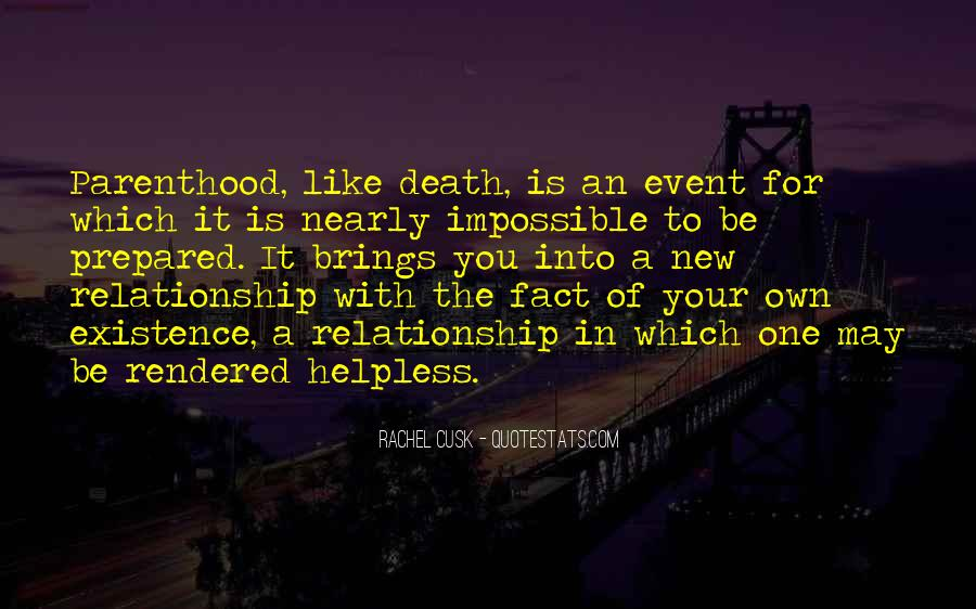 Quotes About The Helpless #97721