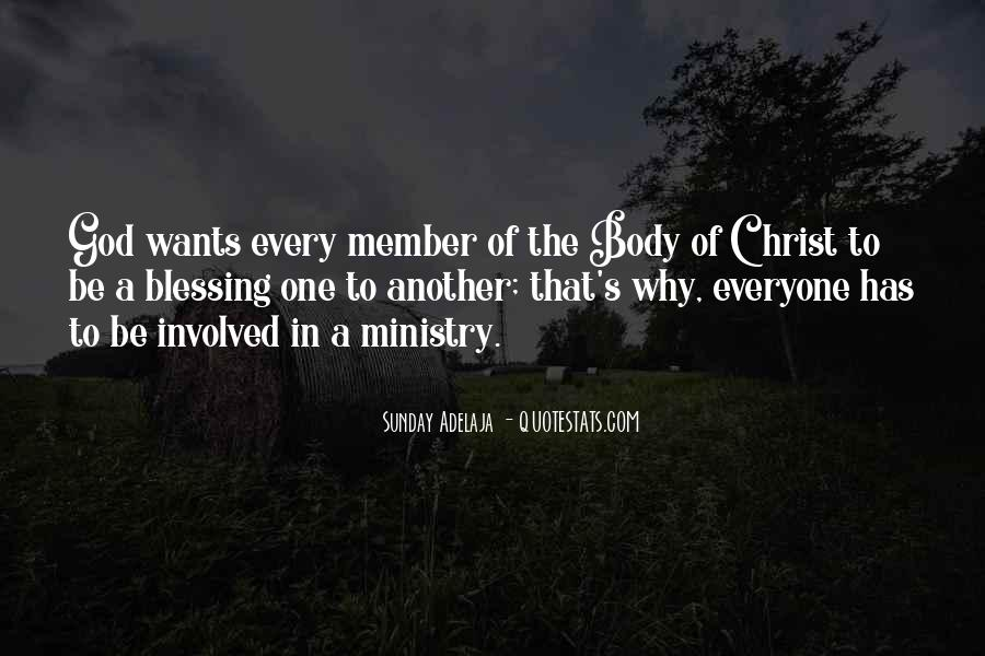 Quotes About Church Members #1030883