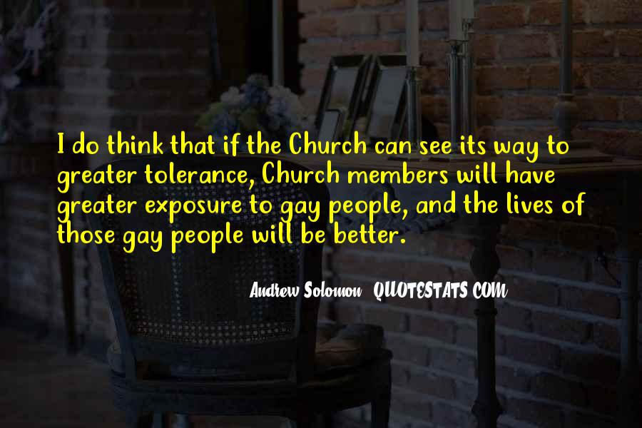 Quotes About Church Members #1394602