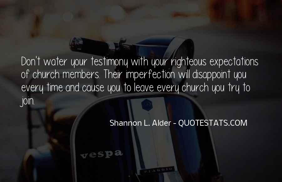 Quotes About Church Members #1402673