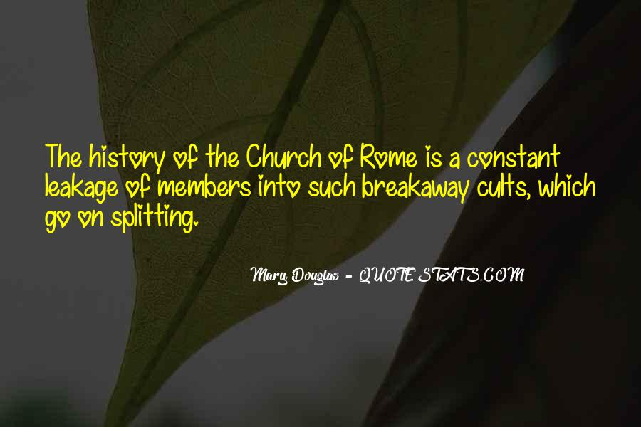Quotes About Church Members #153902