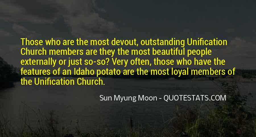 Quotes About Church Members #17516