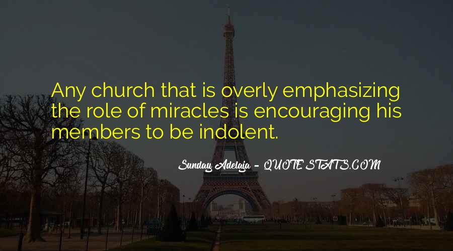 Quotes About Church Members #233538