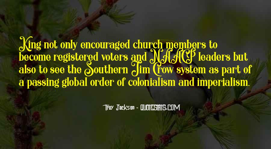 Quotes About Church Members #255976
