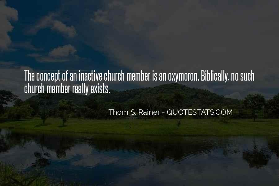 Quotes About Church Members #258341