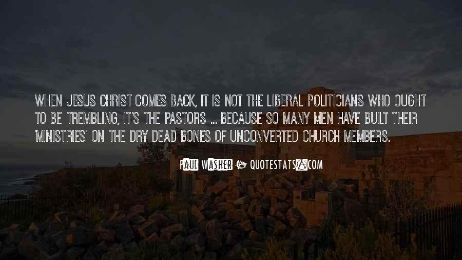 Quotes About Church Members #281437