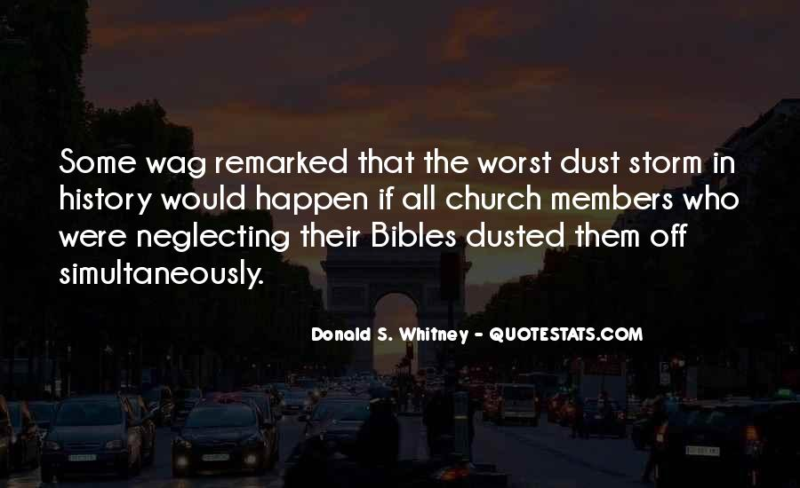 Quotes About Church Members #299581