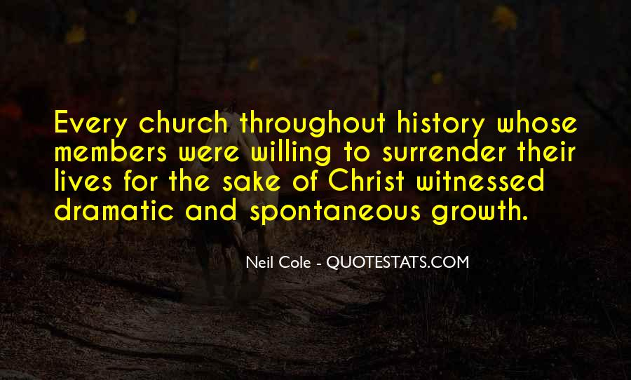 Quotes About Church Members #424990