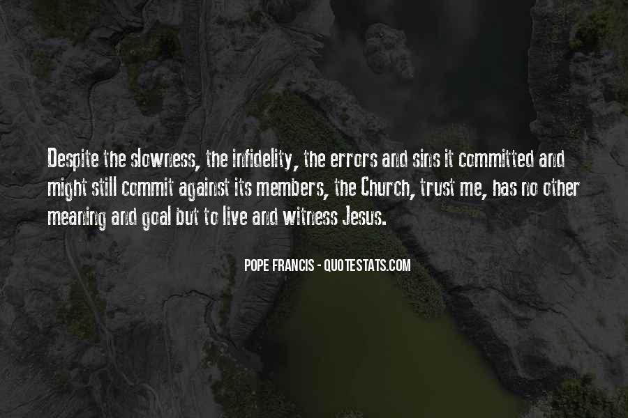 Quotes About Church Members #4627