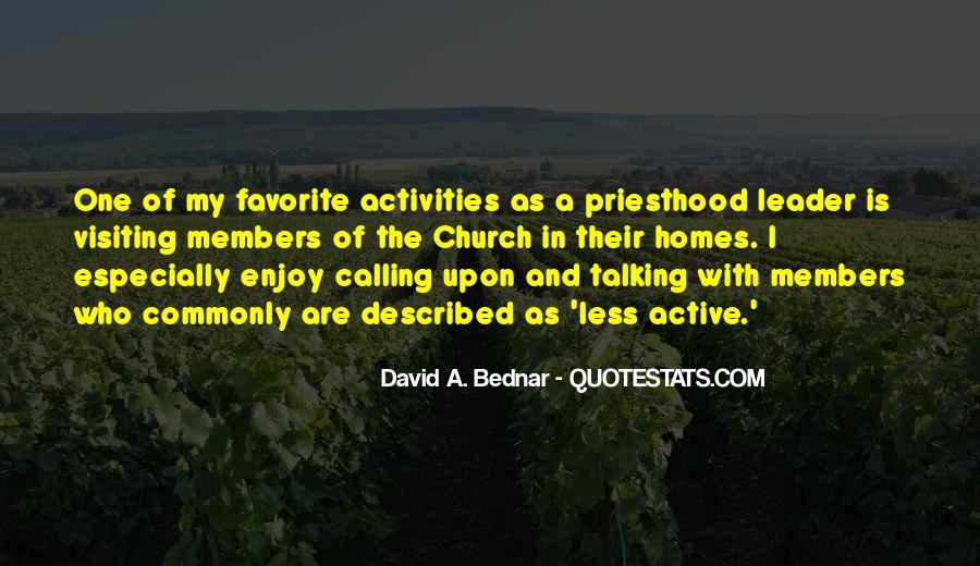 Quotes About Church Members #479960