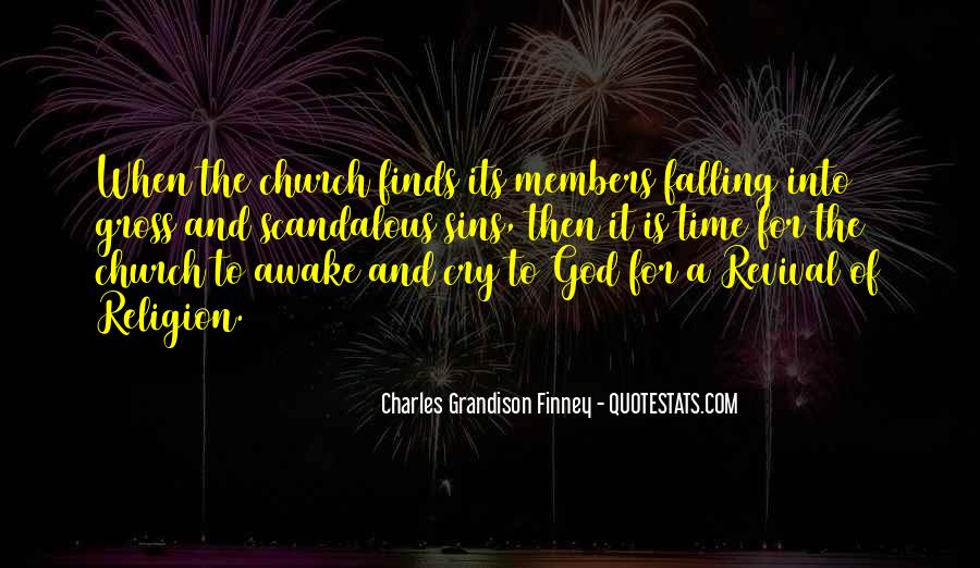 Quotes About Church Members #512898