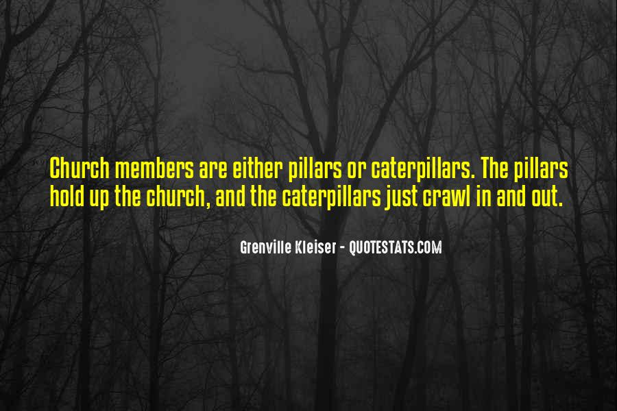 Quotes About Church Members #555884