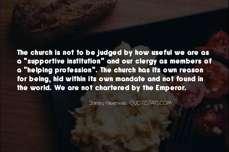 Quotes About Church Members #616005