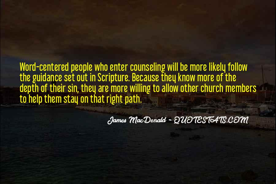 Quotes About Church Members #948224