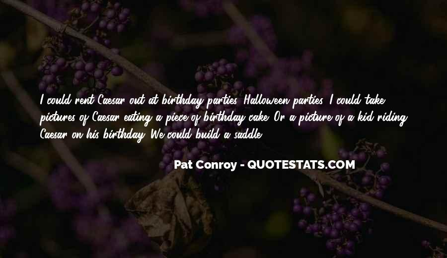 Quotes About Birthday Cake #1101467