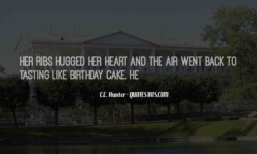 Quotes About Birthday Cake #1320811