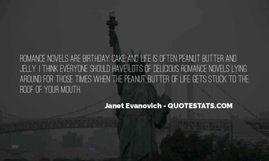 Quotes About Birthday Cake #1327693