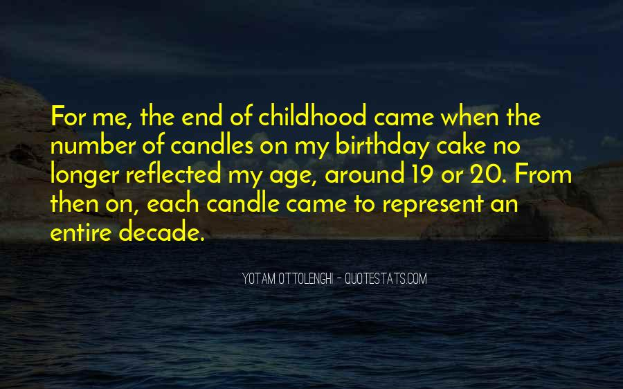 Quotes About Birthday Cake #1446428