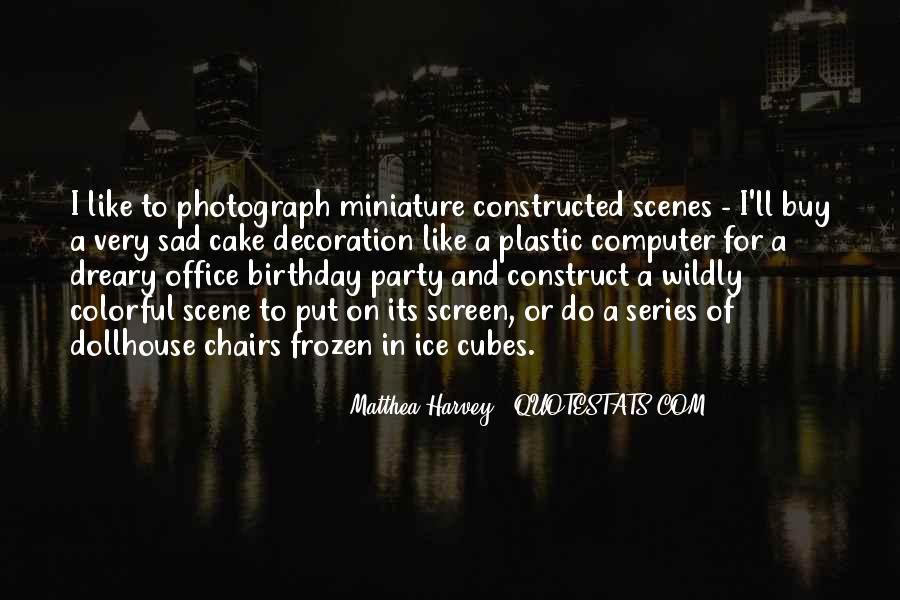 Quotes About Birthday Cake #26693