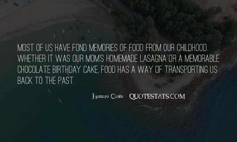 Quotes About Birthday Cake #275305