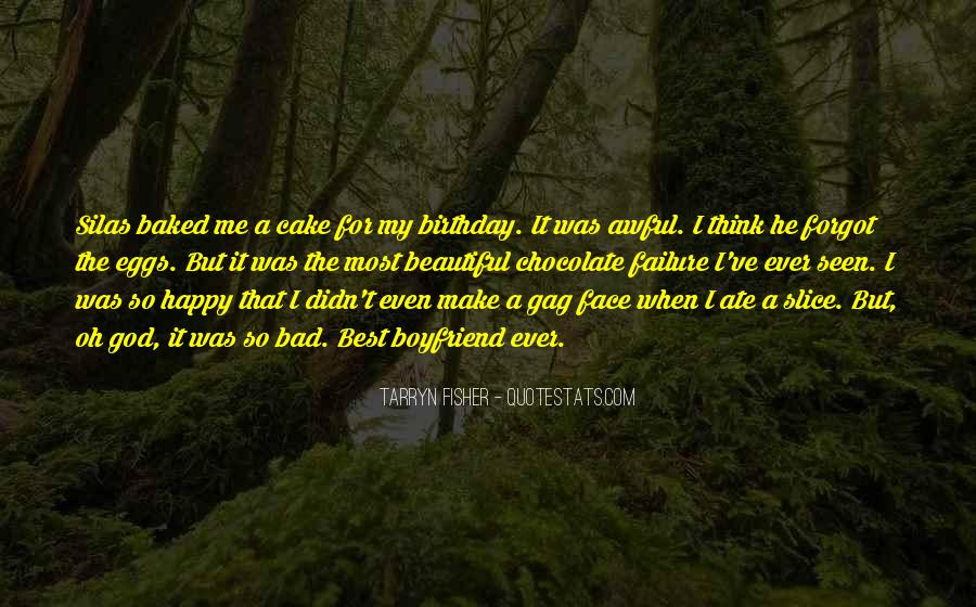 Quotes About Birthday Cake #870026