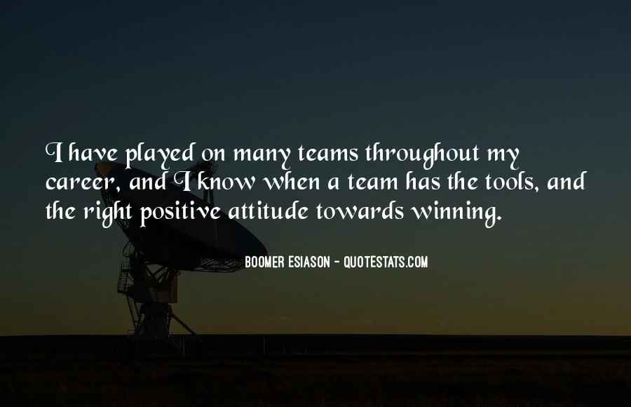 Quotes About Teams Winning #122018