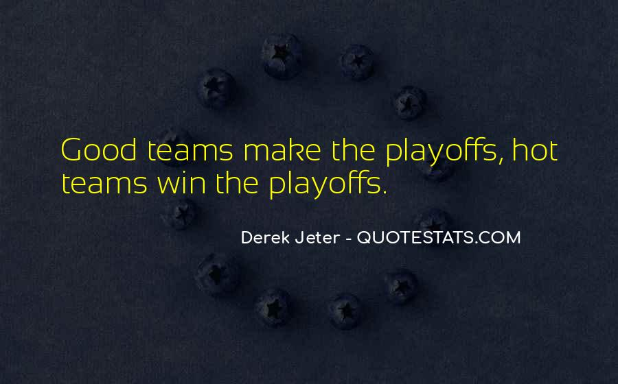 Quotes About Teams Winning #1352621