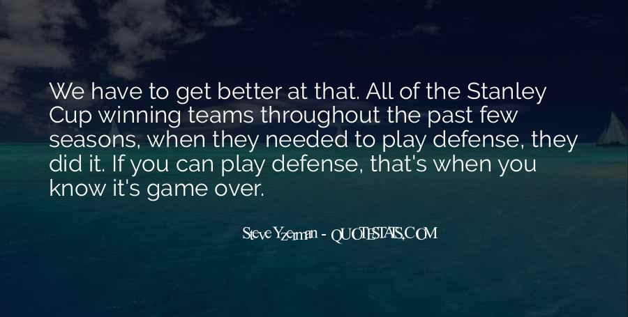 Quotes About Teams Winning #1493724
