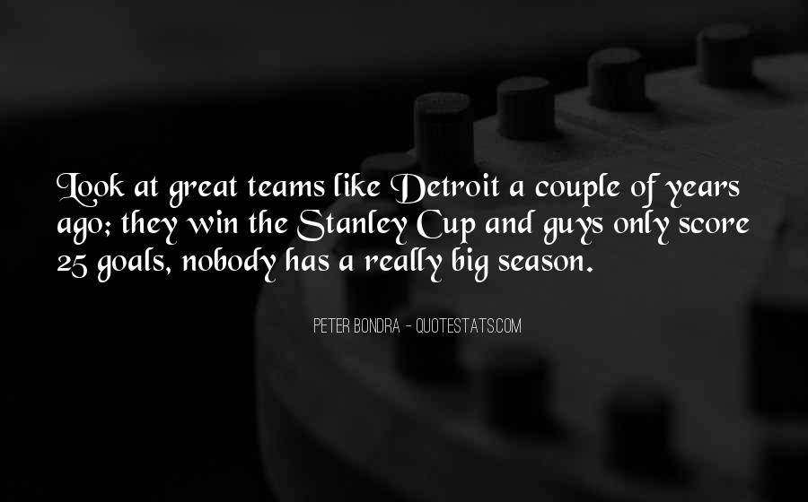 Quotes About Teams Winning #1543778