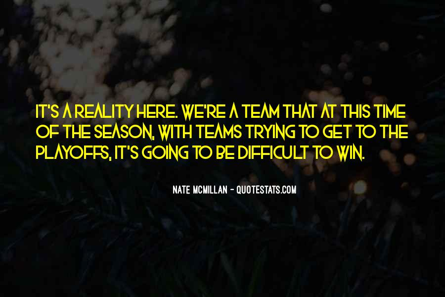 Quotes About Teams Winning #1817051