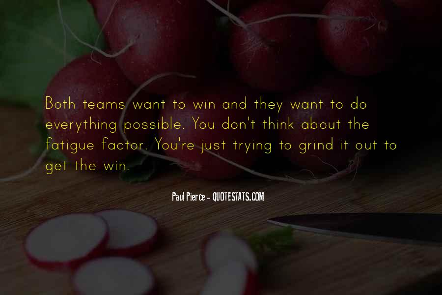 Quotes About Teams Winning #1829825