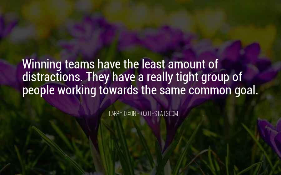 Quotes About Teams Winning #1861386