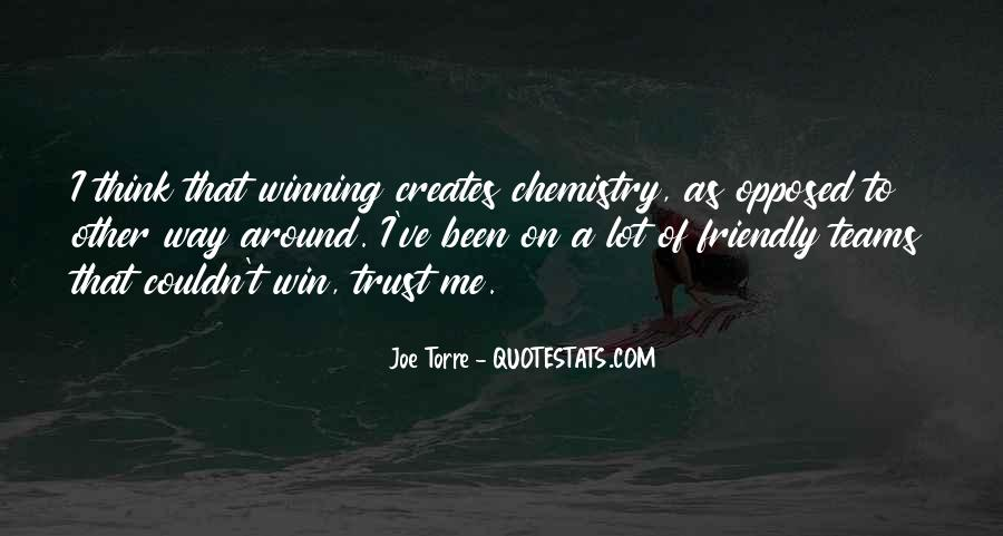 Quotes About Teams Winning #524422