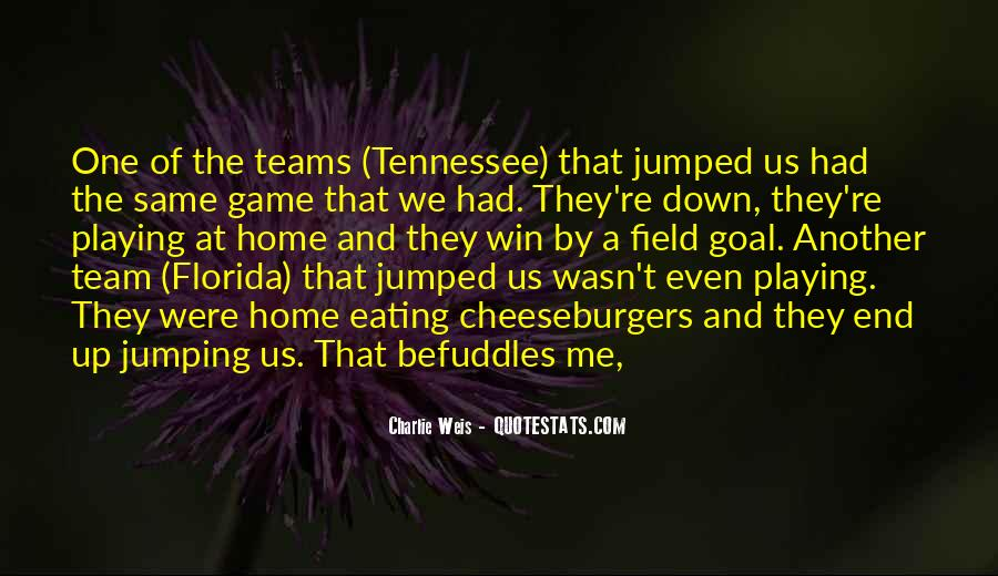 Quotes About Teams Winning #541401