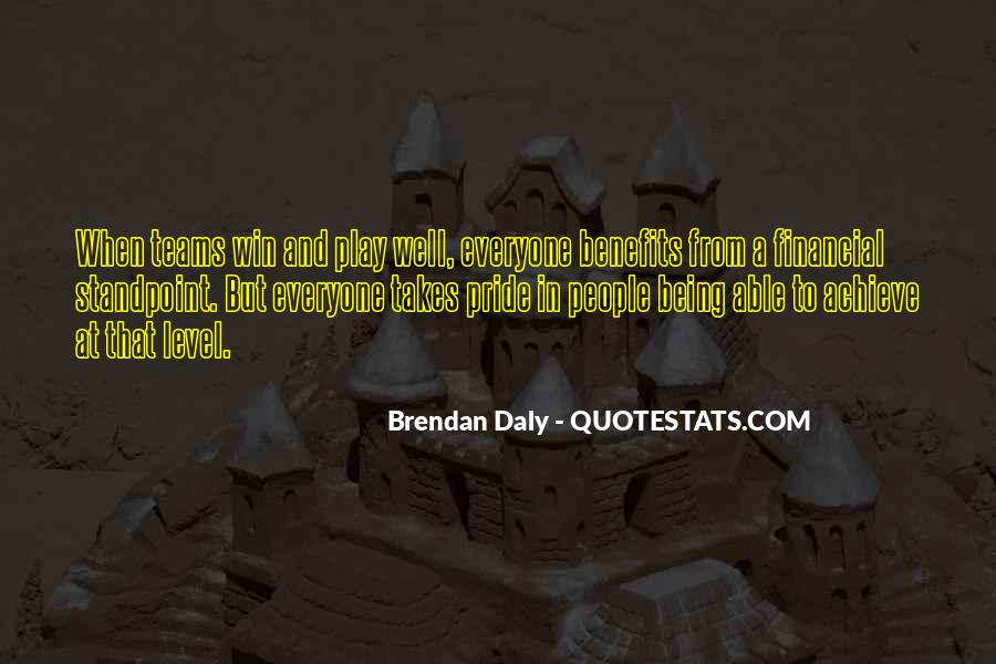 Quotes About Teams Winning #686377