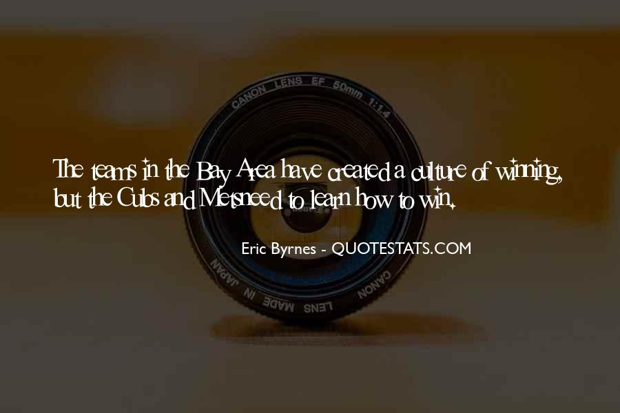 Quotes About Teams Winning #961094