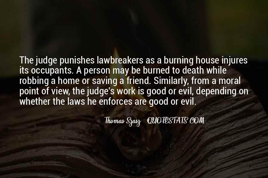 Quotes About Legal Positivism #498297