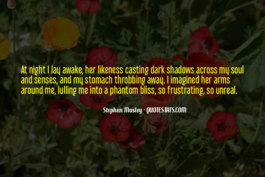Quotes About Shadows And Love #1419871