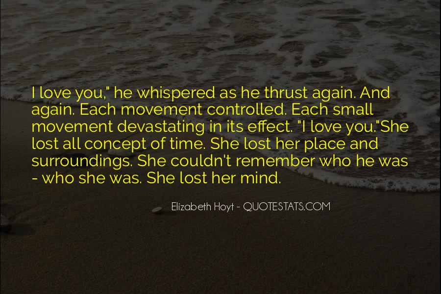 Quotes About Shadows And Love #1718017