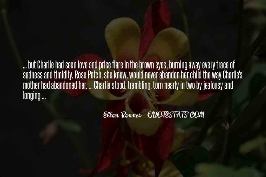 Quotes About Shadows And Love #1801922