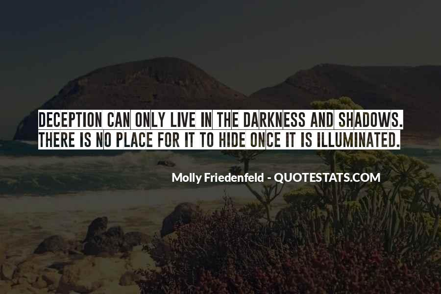 Quotes About Shadows And Love #1854258