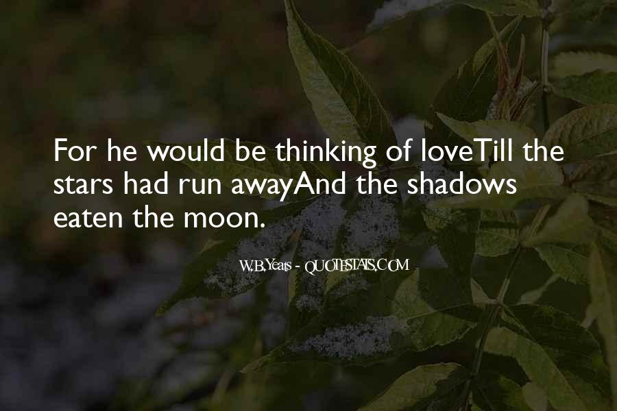 Quotes About Shadows And Love #211030