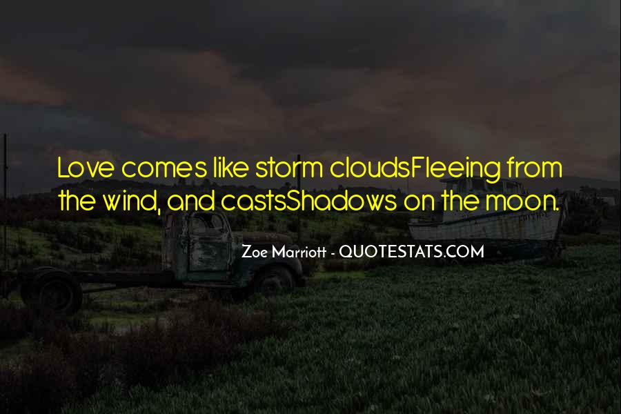 Quotes About Shadows And Love #212507