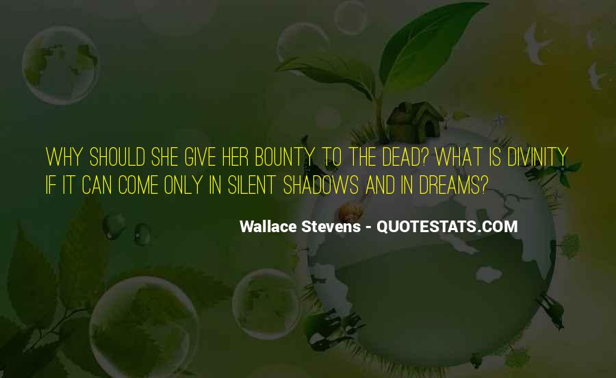 Quotes About Shadows And Love #311439