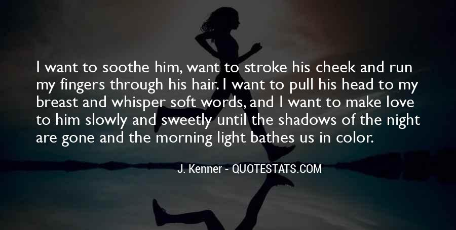 Quotes About Shadows And Love #698014
