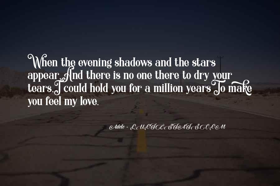 Quotes About Shadows And Love #707580
