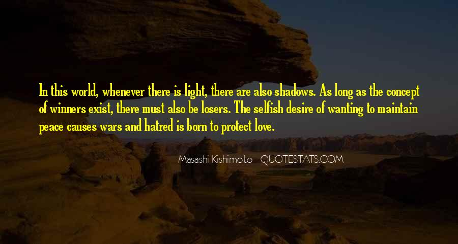 Quotes About Shadows And Love #879397